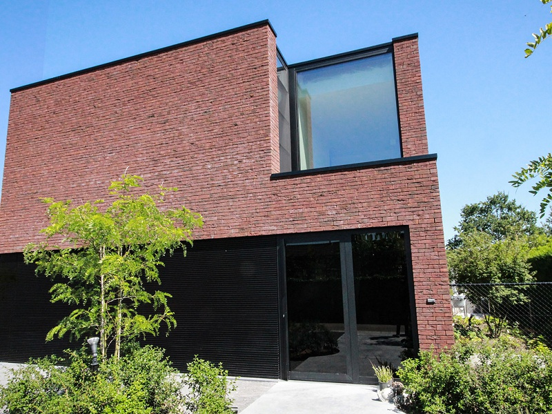 Moderne woning kampenhout architect jonas wollants 1