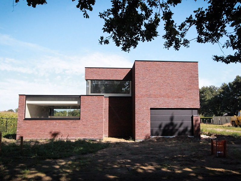 Moderne woning westerlo architect jonas wollants 1 2